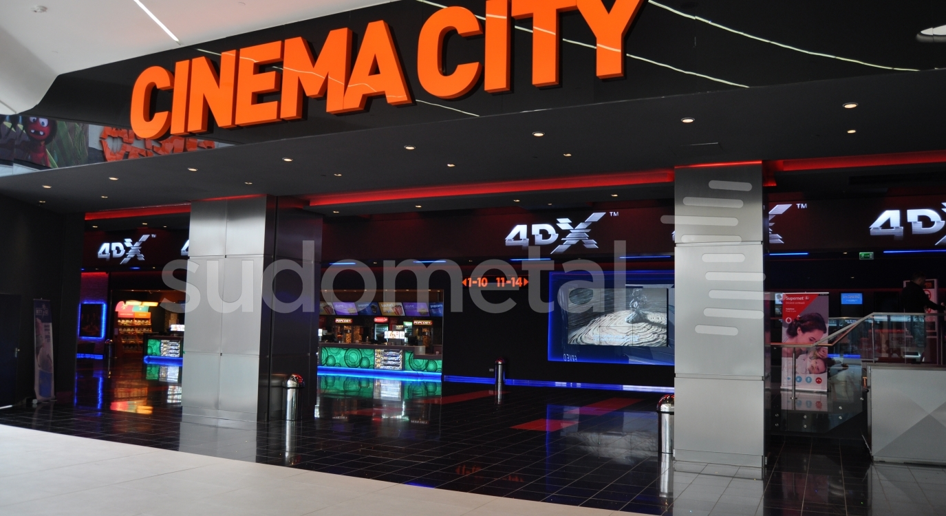 Cinema City Mega Mall 0