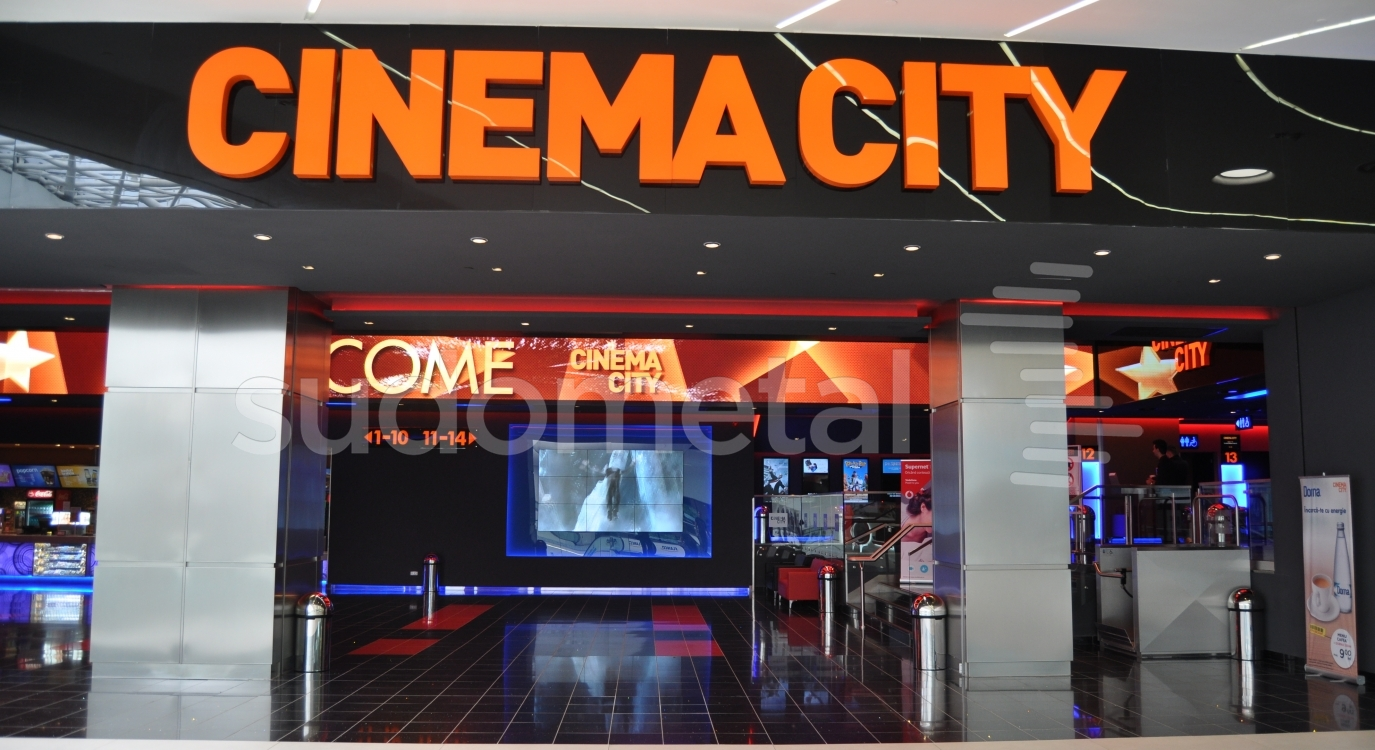 Cinema City Mega Mall 4